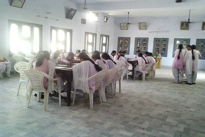 Arya Collegiate Senior Secondary Girls School-Library