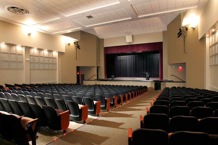 International Public School-Auditorium