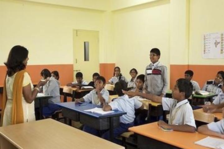 International Public School-Classrooms