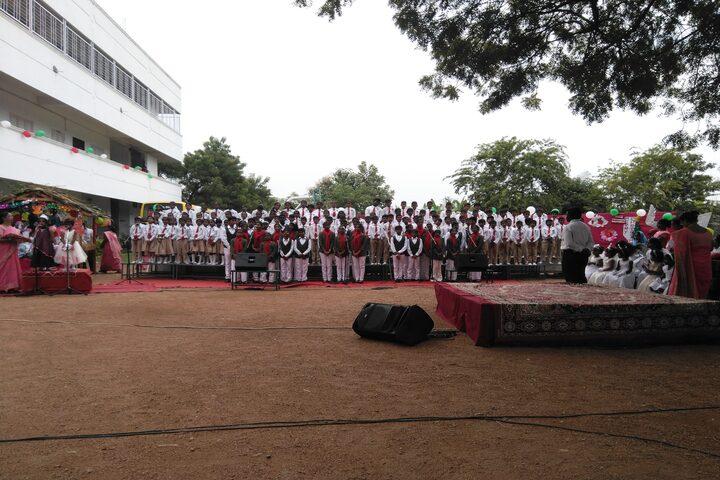 Carmels English School-Celebrations