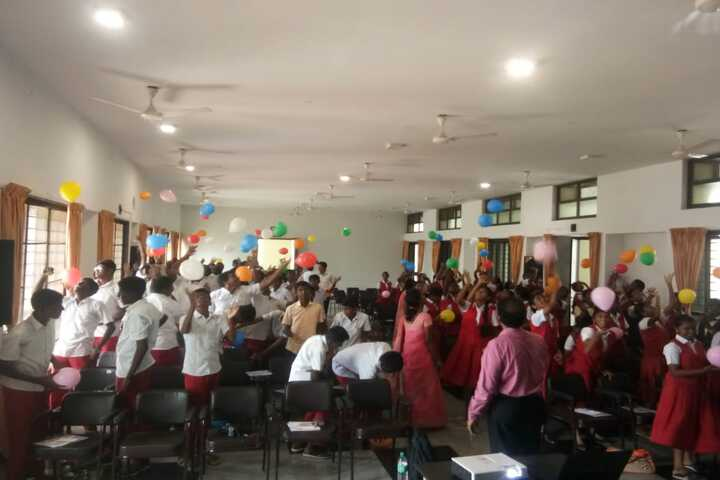 Carmels English School-Class Rooms