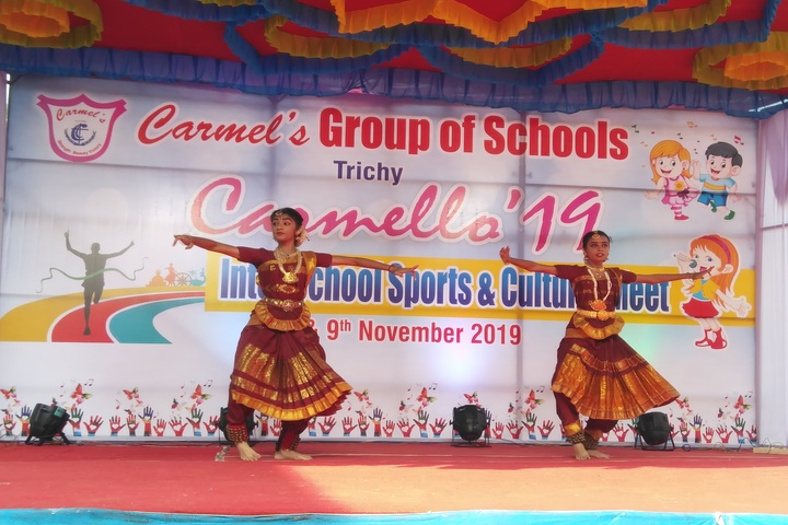 Carmels English School-Inter School Sports And Culture
