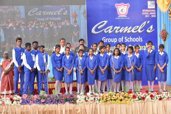 Carmels English School-Music Competition