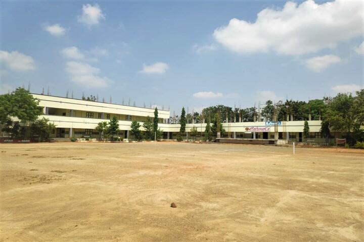Carmels English School-School Building