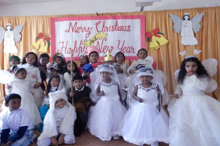 Montfort School-Christmas Celebrations