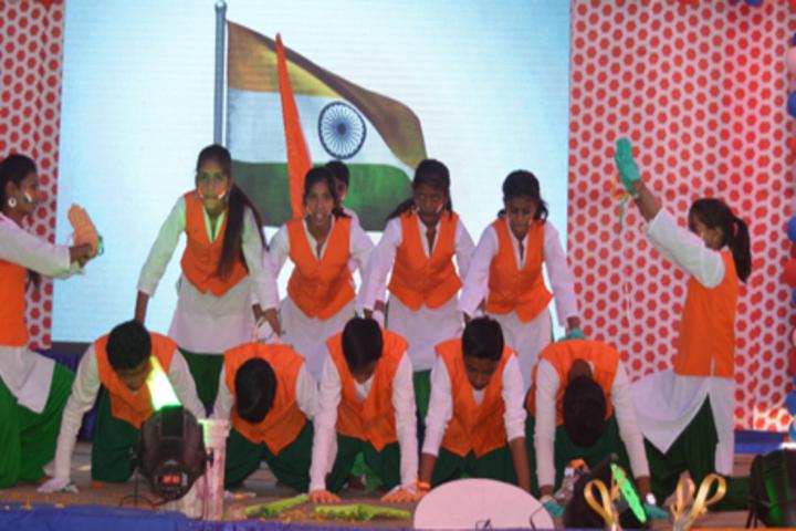 Rosebud School-Independence Day