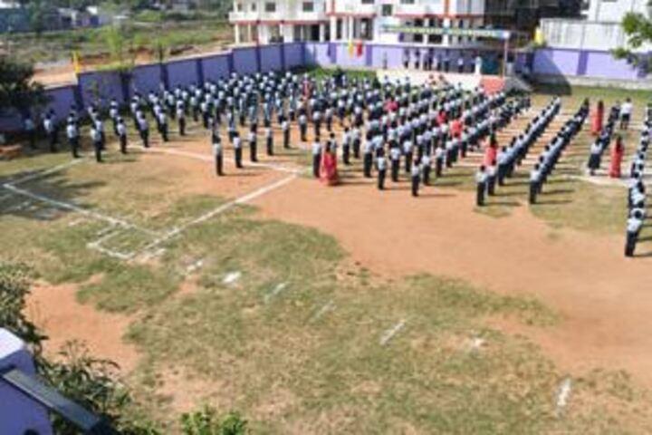 Rosebud School-Assembly