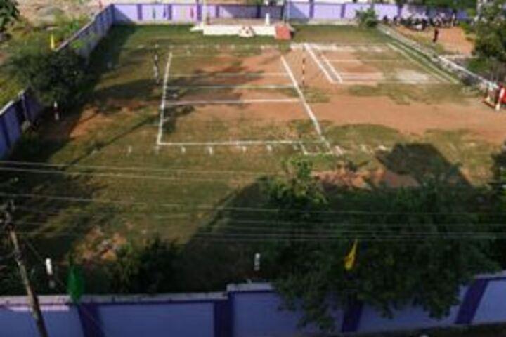 Rosebud School-Play Ground