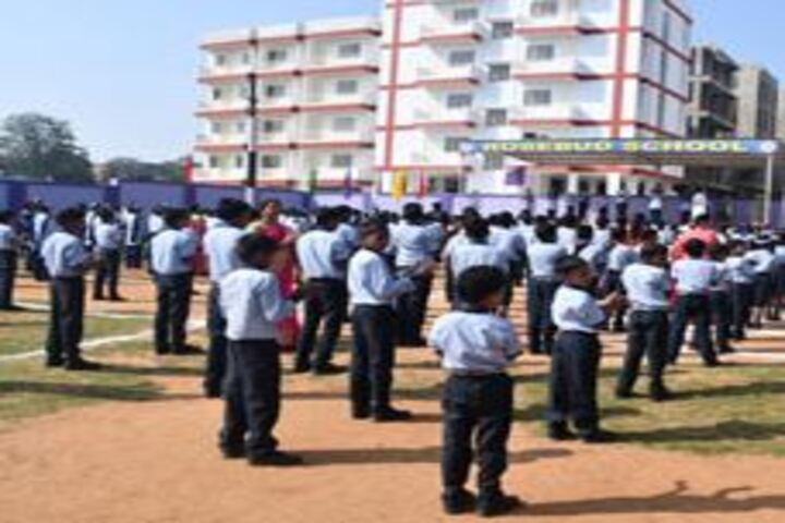 Rosebud School-Students