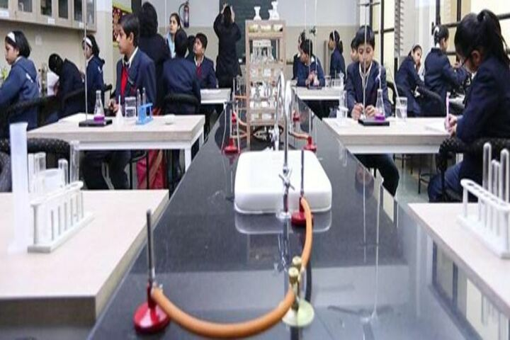 Dr Radha Krishnan School of Learning-Labs