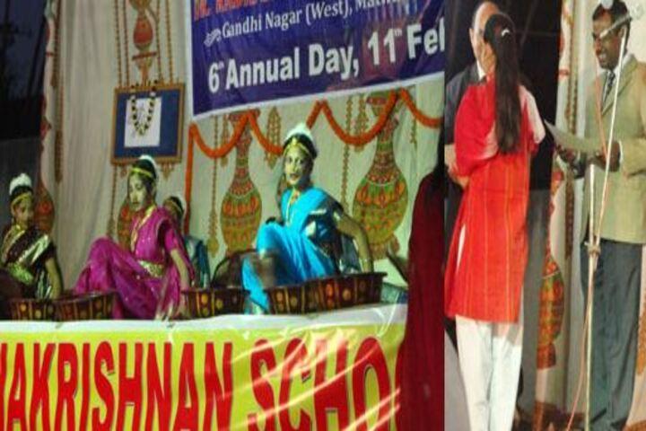 Dr Radha Krishnan School of Learning-Annual Day