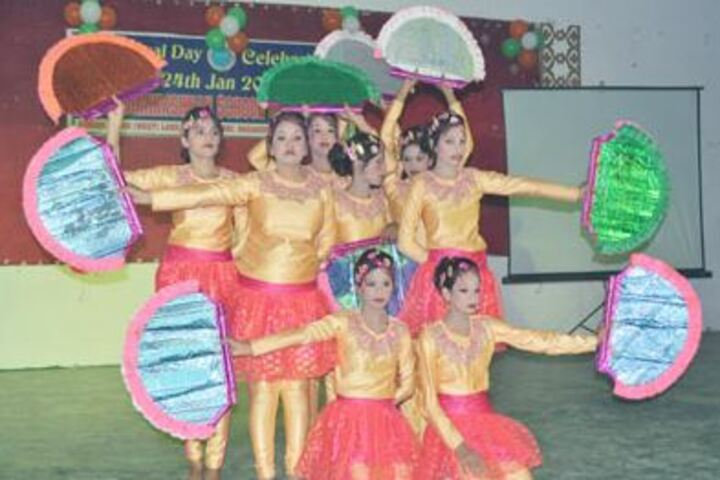 Dr Radha Krishnan School of Learning-Dance Performance