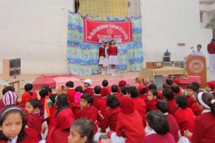 Dr Radha Krishnan School of Learning-Activity Day