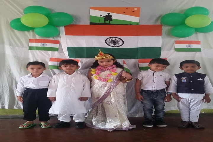 Galaxy English Medium School-Republic Day
