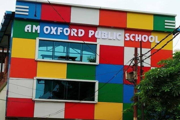 A M Oxford Public School-Campus Building