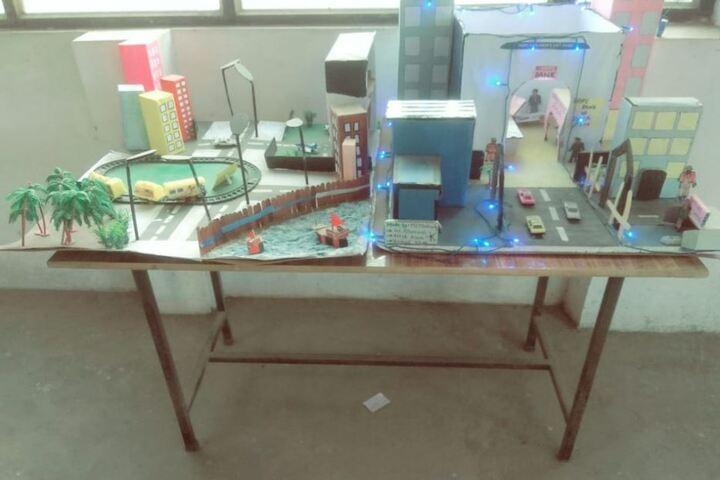 A M Oxford Public School-School Exhibition