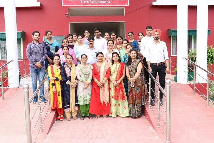 Mata Rukmani Rai Arya Middle School-Staff