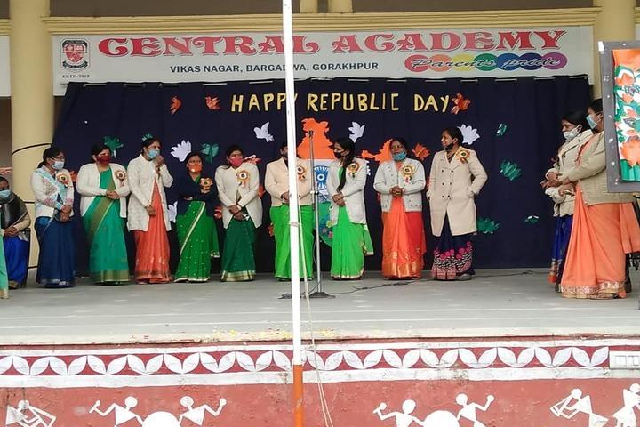 Central Academy-Republic Day