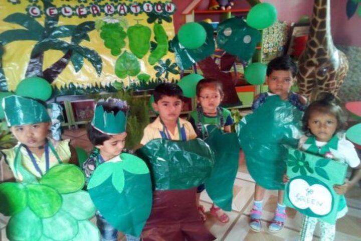 Central Academy-Classroom Activity