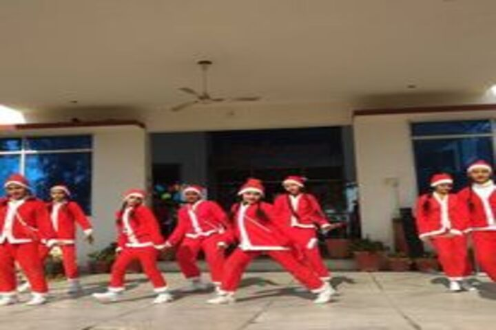 Shri Guru Harkrishan Convent School-Christmas Celebrations