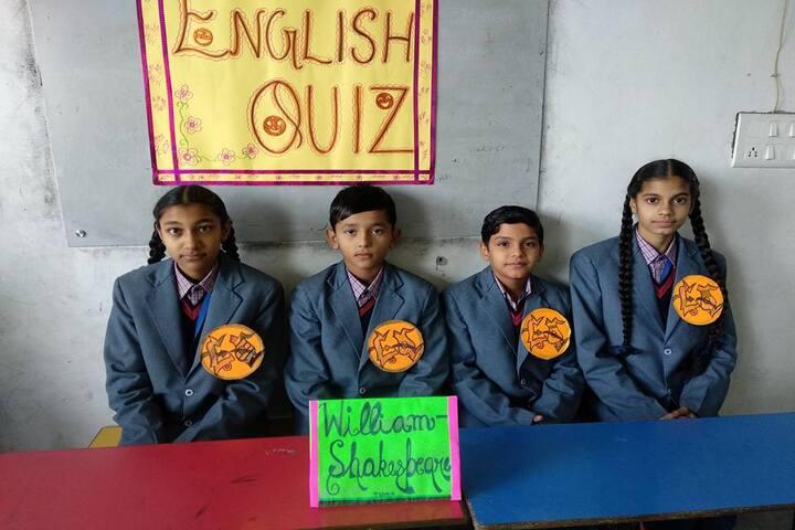 Shri Guru Harkrishan Convent School-Quiz
