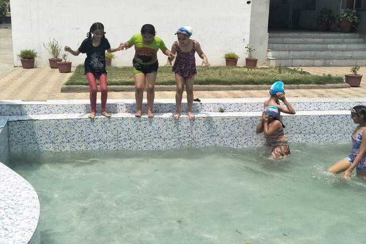 Shri Guru Harkrishan Convent School-Swimming Pool