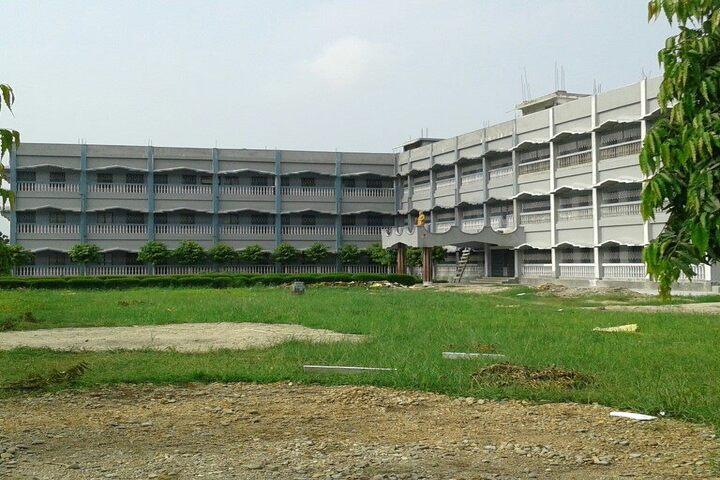 St Pauls School-School Building
