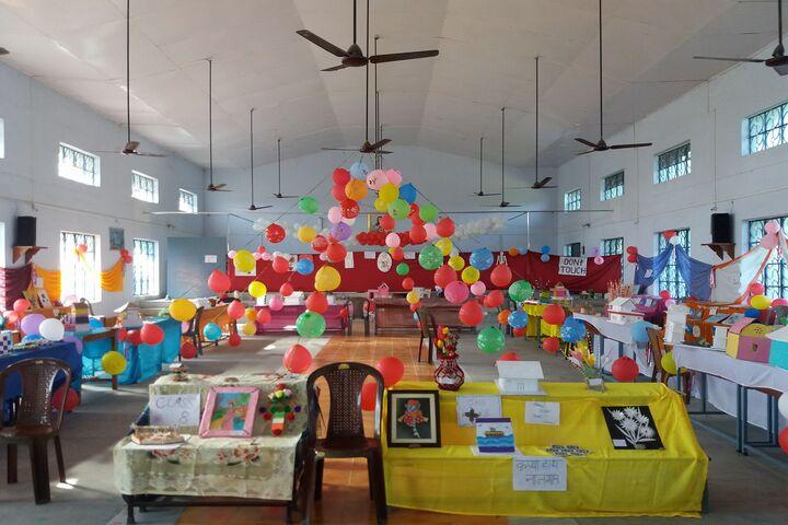 St Pauls School-School Exhibition