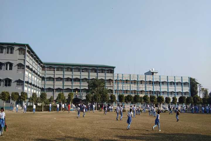 St Pauls School-Play Ground