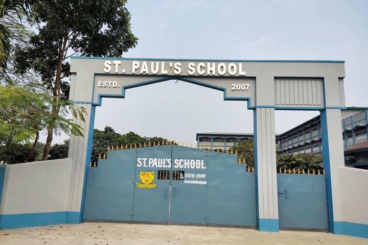 St Pauls School- Entrance