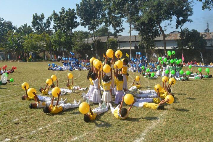 St Pauls School-Sports Activity