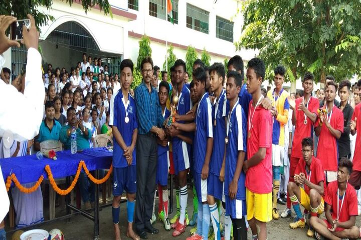 St Pauls School-Prize Distribution