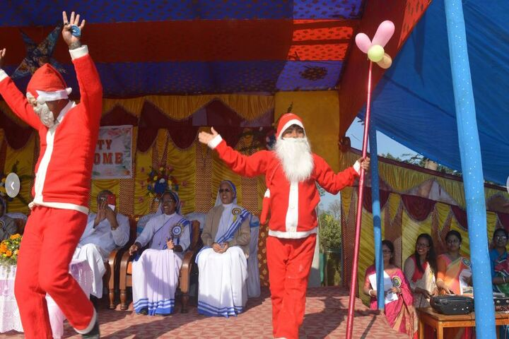 St Pauls School-Christmas Celebrations