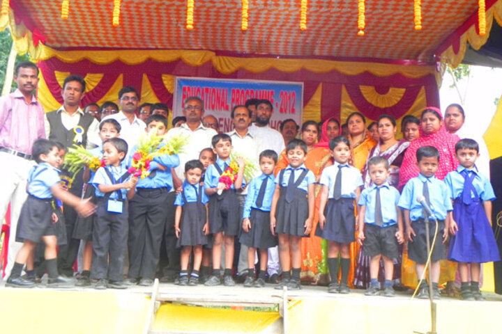 City English School-Children Day