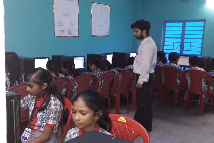 City English School-Computer Lab