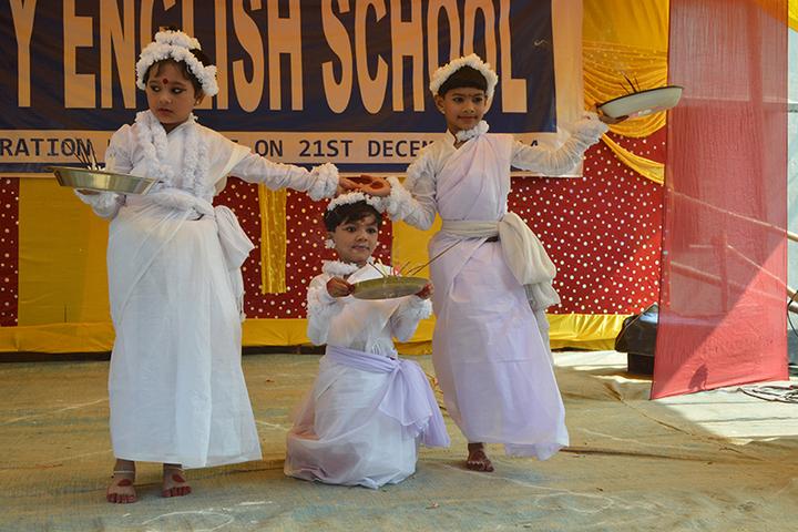 City English School-Drama Activity