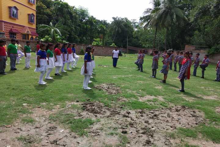 City English School-Sports