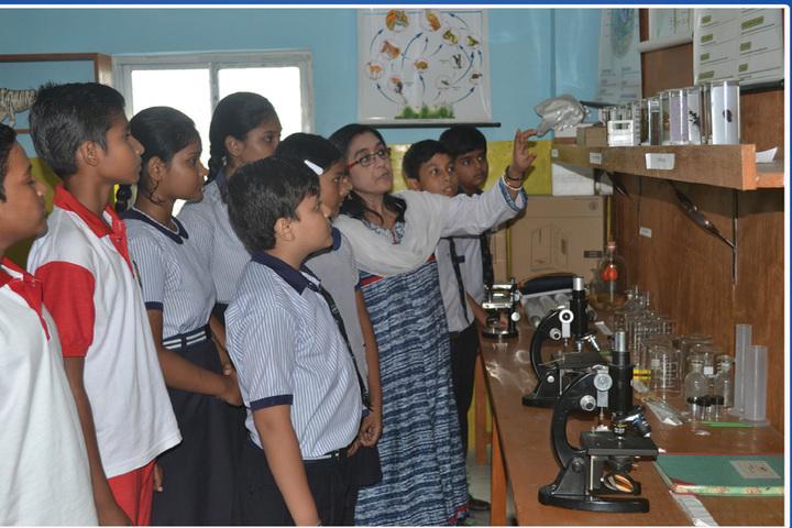 Gocharan North Point Institute-Biology Lab