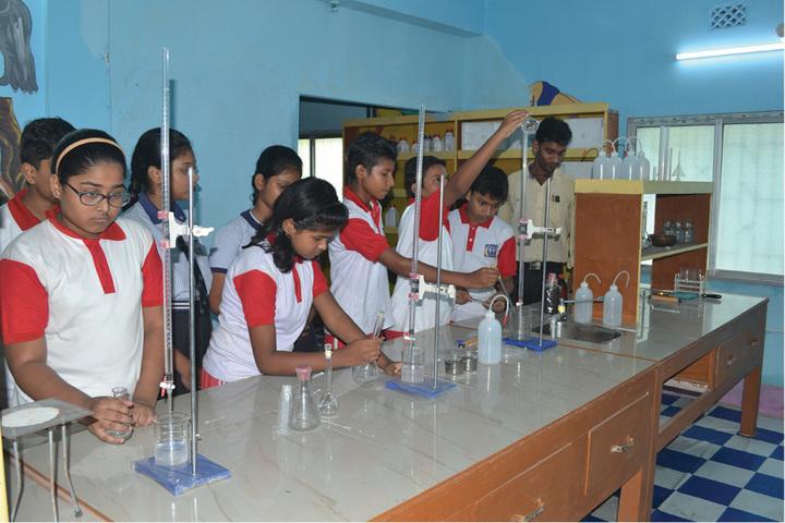 Gocharan North Point Institute-Chemistry Lab