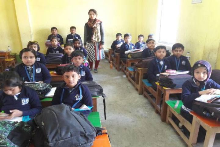 Gocharan North Point Institute-Kids Classroom