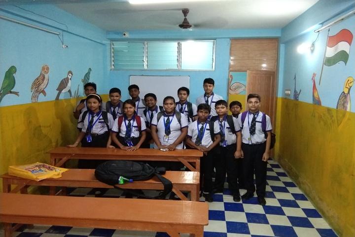 Gocharan North Point Institute-Classroom