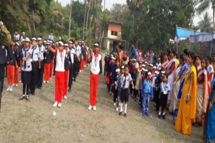 Gocharan North Point Institute-Sports Day