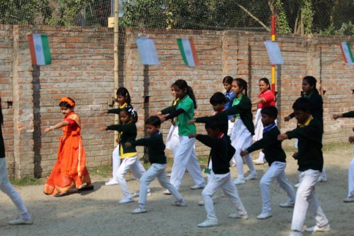 Central Public School-Sports Activity