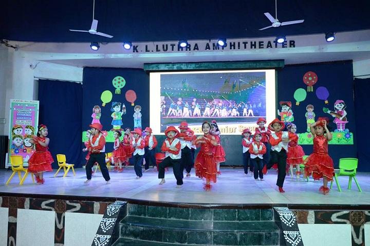 ASN Senior Secondary School-Dance