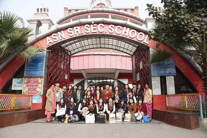 ASN Senior Secondary School-Students