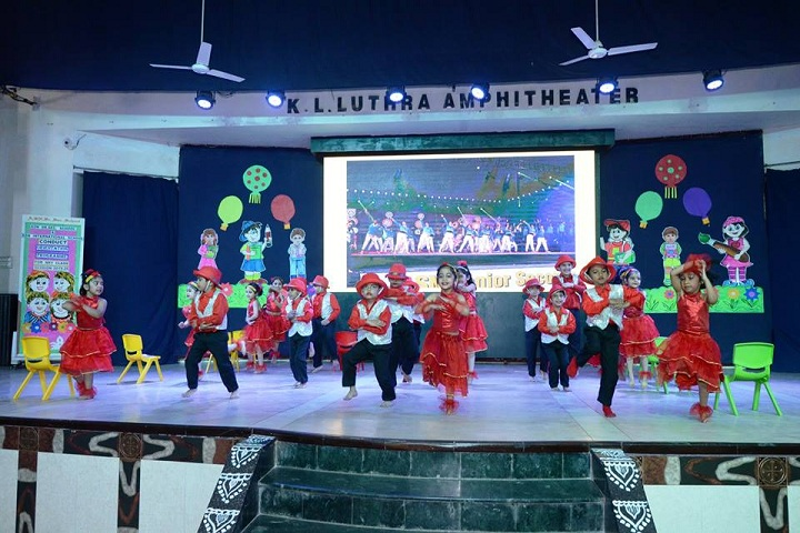 A S N Senior Secondary School-Celebration