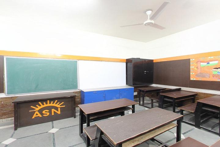 A S N Senior Secondary School-Classroom