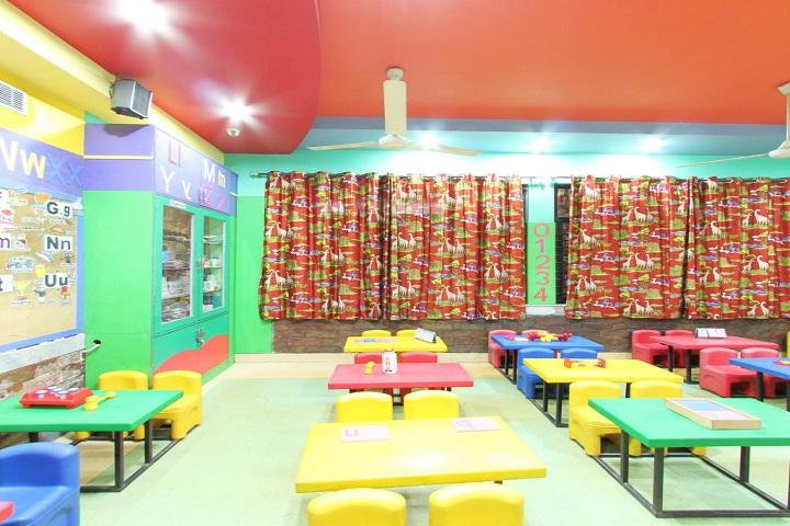 A S N Senior Secondary School-Nursery Classroom