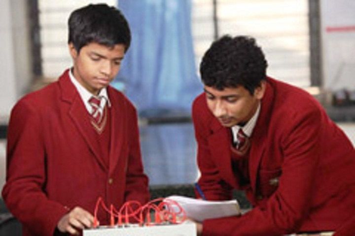 A S N Senior Secondary School-Physics Lab