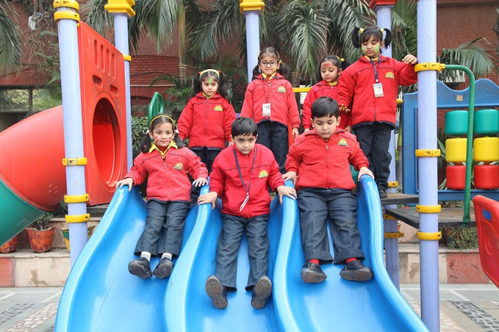 A S N Senior Secondary School-Play Area For Children